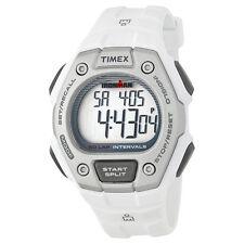 Timex Ironman White Resin Mens Digital Watch TW5K88100
