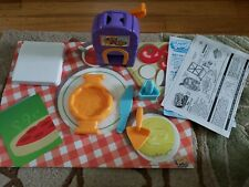 Moon Dough Pizza Party Set Accessories Tools Kit