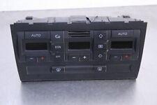 2007 AUDI A4 B7 HEATER CON-TROL PANEL 8E0820043BL