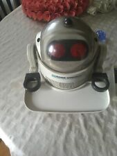 For Parts Or Repair Radio Shack Robie Junior With Remote Intelligent Robot