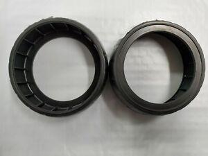 New 2 Pack Husqvarna 574449801 Rubber Tire Fits Automower 315 320 33X 430X 450X