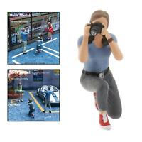 1:64th Figures Diorama Men Miniature Action Figure Model for Display Style3