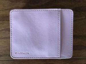 Garmin Pink Carrying Case for Portable GPS Navigator