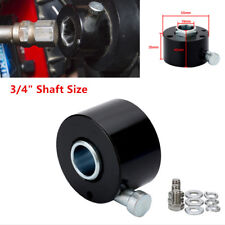 "Car Suv Steering Wheel Quick Release Disconnect Hub 3/4"" Round Shaft Aluminum (Fits: More than one vehicle)"