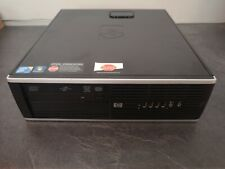 HP Compaq ELITE 8000 SFF 250 Gb HDD, 4GB RAM, WINDOWS 10