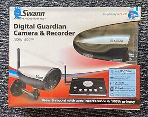 Swann Digital Guardian Camera & Recorder ADW-400 Brand New