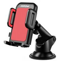 MPOW Car Dashboard Suction Cup Mount Holder Stand for Universal Cell Phone GPS