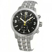 TISSOT PRC 200 T0554171105700 Wrist Watch for Men Stainless Steel