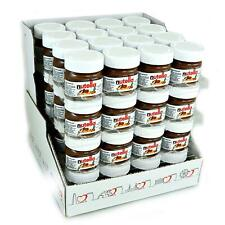 NUTELLA 25G MINI JAR HAZELNUT CHOCOLATE SPREAD  Expiry date FEBRUARY 2021