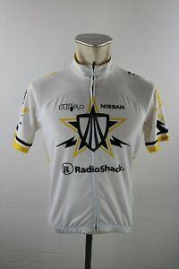 Bontrager RadioShack Rad Trikot Gr. M BW 50cm cycling Bike shirt PZ28