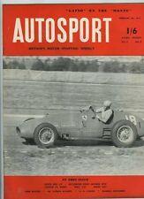 Autosport February 20th 1953 *Buenos Aires Grand Prix*