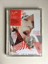 Kylie Minogue - Kylie Fever 2002 - Live In Manchester DVD