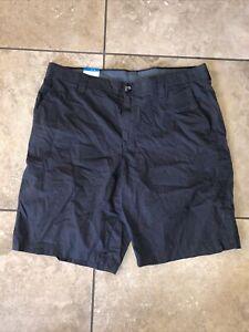 Men's Gray Grey Columbia shorts- size 34- NWT