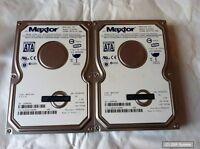 """250GB Seagate Maxtor 7L250S0 MaXLine III,  3.5"""" HDD Festplatte, DEFEKT, NOT OK"""