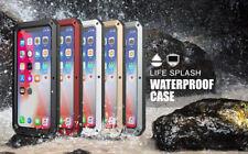 Waterproof Shockproof Dustproof Aluminum Gorilla Metal Cover Case for iPhone XR
