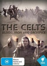 The Celts - Blood, Iron and Sacrifice NEW R4 DVD