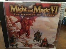 Might & Magic VI The Mandate Of Heaven (PC, 1998)