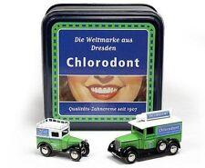 "BUB 06906 Jahresset ""Chorodont"" 2007 BMW Dixi + Phänomen Granit H0 1:87 NEU OVP"