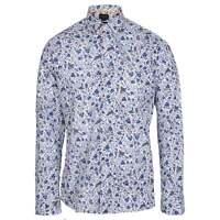 Duchamp of London Summer Day Print Shirt, Colour 123