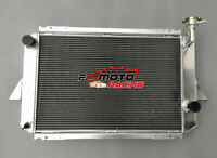 3 Row Aluminum Radiator for Nissan Patrol MQ P40 4.0L Petrol 1980-1987 86 85 MT