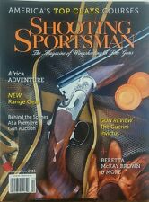 Shooting Sportsman March April 2015 America's Top Clay Courses FREE SHIPPING sb