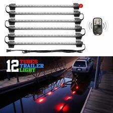 12 Docking Light Yachet Trailer Waterproof Multi Color + Pattern Remote Control