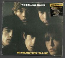 The Rolling Stones - Hot Rocks The Greatest Hits **UK Double CD Album Fatbox**