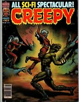 Creepy #107 - Warren horror magazine - 1979 - Fine/Very Fine