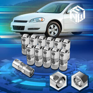 For 94-09 Chevy Pontiac Buick Olds 12Pcs Hydraulic Roller Lifters Replacement