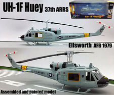 UH-1F Iroquois Huey helicopter 37th ARRS 1979 aircraft 1/72 diecast Easy model