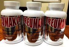reumakit capsule 3 bottles artritis pain relief DOLOR, REUMATOL NEW!