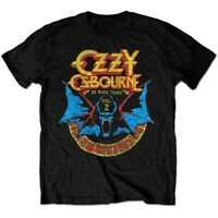 RARE Vintage Ozzy Osbourne Speak Of The Devil Shirt Tour Black Sabbath Concert