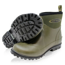 Dirt Boot Neoprene Wellington Garden Wellies Stable Yard Ankle Mucker Boots