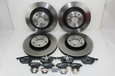 Original Brake Discs + Brake Pads Front+Rear Ford Kuga 59996600