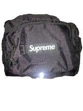Supreme Shoulder Bag 2019 (black)
