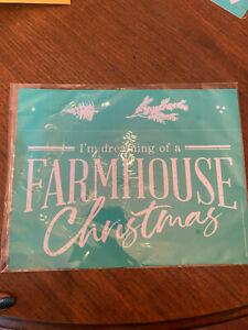 Chalk Couture Farmhouse Christmas NEW!