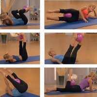 Mini Pilates Ball Yoga Small Exercise Ball Core Fitness Bender Anti-Slip LD
