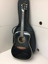 Ibanez Performance PF10BK Guitar with Case