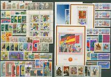 DDR - GERMANIA EST 1969 ANNATA COMPLETA MNH**
