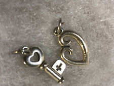 James Avery ** 2 Sterling  Charms ** 925 **