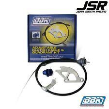 79-95 Mustang 5.0L BBK Adjustable Clutch Cable, Quadrant & Firewall Adjuster Kit