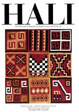 Hali Magazine: # 89 Nov 1989: Pre-Columbian Textiles Dragon Daghestan Indigo Med