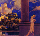 Lady Castle by Maxfield Parrish