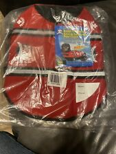 Paws Aboard Neoprene Doggy Life Jacket Small Red 187277000541