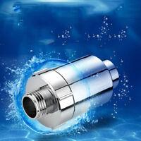 Water Filter In Line Faucet Shower Head Batch Kitchen Softener Chlorine Purifier