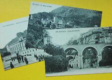 Monaco: Alte Ansichtskarten von vor 1914