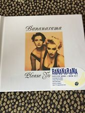 Bananarama - Please Yourself -  Deluxe Digipack CD Album -2 CD + DVD