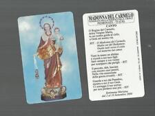 97253 holy card santino madonna del carmelo pedrinate