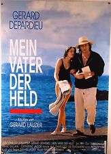 Mein Vater der Held - GERARD DEPARDIEU - Filmplakat DIN A1 (gerollt)