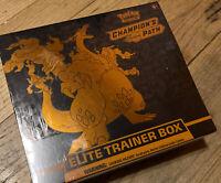 POKEMON Champions Path Elite Trainer Box ETB TCG New & Sealed Retail VHTF